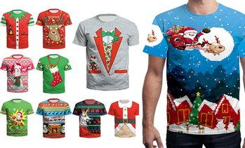 Novelty Christmas T-Shirts