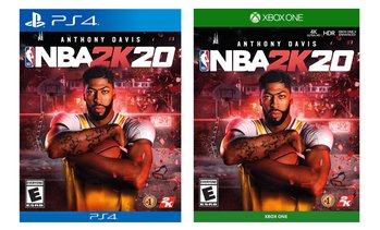 NBA 2K20 for Xbox One or PlayStation 4