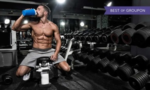 LA Muscle: £50 To Spend Online at LA Muscle (Up to 60% Off)