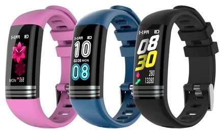 Smartwatch sportivo Mmtek Thermo Sport con misurazione della temperatura, disponibile in 3 colori