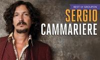 Sergio Cammariere - 1° aprile all'Auditorium Parco della Musica di Roma (sconto fino a 43%)
