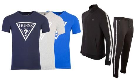T-Shirts & Survêtement de la marque Guess pour Homme