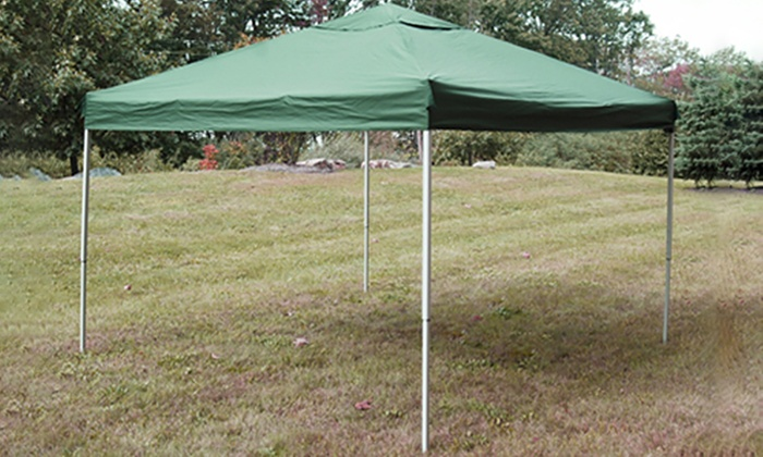 10 Ft. Pop-Up Canopy 10 Ft. Pop-Up Canopy ... & Up To 35% Off on 10 Ft. Pop-Up Canopy | Groupon Goods