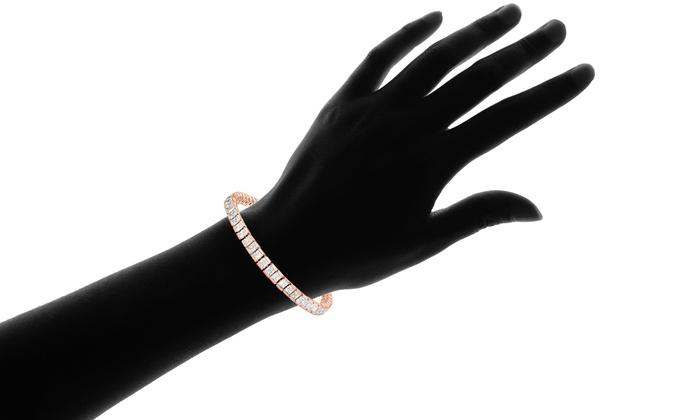 Swarovski Crystals Bracelet Groupon Goods