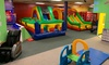 Marley Bounce Party – 41% Off Bounce Sessions