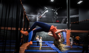 Up to 45% Off Jump Passes or Birthday Party at Sky Zone at Sky Zone, plus 6.0% Cash Back from Ebates.