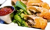 Jyuba Restaurant - West Fens: $20 for $40 Worth of American Fare at Sweet Caroline's