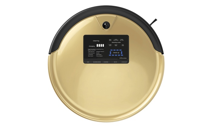 Bobsweep Standard Pethair Or Pethair Plus Robotic Vacuum