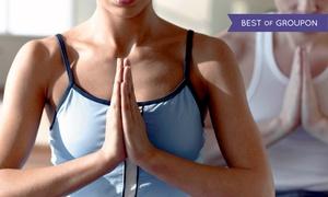 Bikram Yoga North Miami: Five or Ten Classes at Bikram Yoga North Miami (Up to 76% Off)