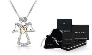 (Exclusive)  Collier cristaux Swarovski® -53% réduction