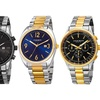 Akribos XXIV Men's Stainless Steel Classic Bracelet Watch Collection