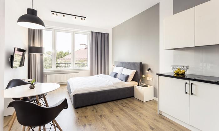 Warszawa: apartament blisko centrum