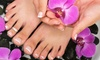Up to 62% Off at Wrap-It Nails & Hair Salon
