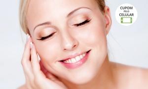 Clínica Mude Estética: Clínica Mude Estética – Lourdes: 1, 2 ou 3 visitas com limpeza de pele, peeling, máscara de argila e Hertix