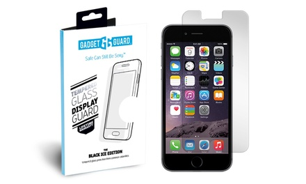 Gadget Guard Black Ice Edition Tempered Glass for iPhone 6/6s