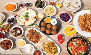 Syriana: Heerlijk Syrisch-Libanees mezze menu voor 2 of 4 personen vanaf 24,99 € bij Syriana