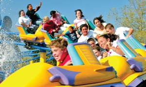 35% Off Unlimited Rides, Mini Golf, & Water Park at Castle Park at Castle Park, plus 6.0% Cash Back from Ebates.