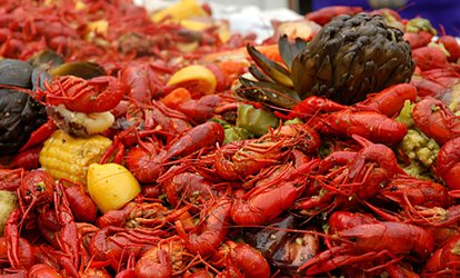 image for 32nd Annual Texas Crawfish and Music Festival (April 28 and 29)