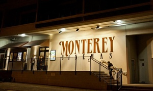 Monterey Cinemas - Howick: Movie Ticket with a ChocTop Ice Cream ($13) or Wine ($18) at Monterey Cinemas, Howick (Up to $26.50 Value)