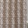 Fabric Shower Curtain Set (13-Piece)