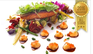 Madison Bistro: Madison Bistro בפארק הוד השרון: ארוחת שף סופר פרימיום הכוללת פתיח, ראשונה, עיקרית, קינוח, שתיה ועוד ב-99 ₪  תקף כל השבוע