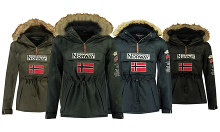 Giubbotto Geographical Norway