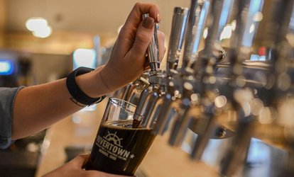 Monroe Tour Package for Two or Four People at Rivertown Brewing Company (Up to 43% Off)
