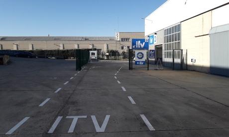 ITV con tasas incluidas para vehículos a gasolina y motocicletas o diesel 34% en Itv Coslada Centro