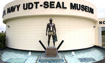 National Navy UDT–SEAL Museum Visit for Two or Four (Up to 38% Off)