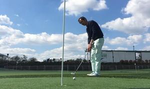 Golf Practice Academy: Pass Go for Golf 4h débutant et Apéro en fin de pass pour 1 ou 2 dès 19,90 €