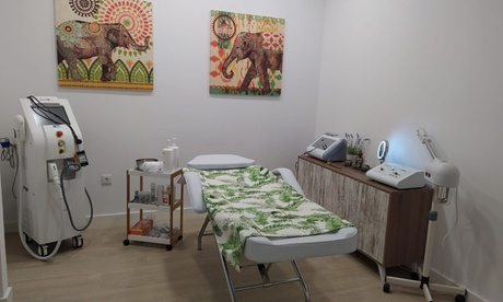 Bono anual de depilación láser en zona a elegir en Centro Estética Avanzada Ganesha