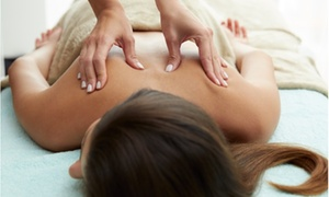 Eppendorf Vital: Eppendorf: 1x, 2x oder 3x 30 Min. Shiatsu-Massage bei Eppendorf Vital (bis zu 57% sparen*)