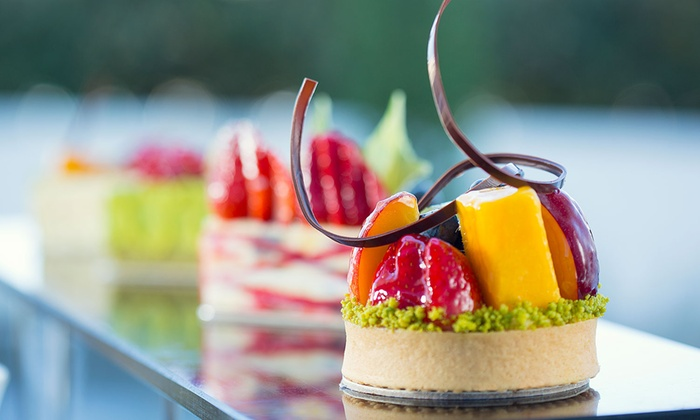 Pool Pass with Lunch Buffet and House Beverage for Up to Six Adults at 5* Yas Viceroy Hotel
