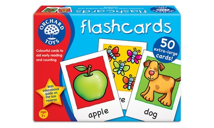 Orchard Toys Flashcards Game for £6.50