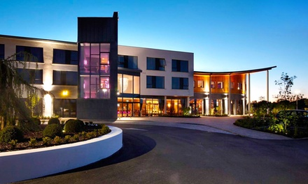 Athlone: 1 or 2 Nights for Up to Four with Breakfast and Spa Treatment Discount at 4* Athlone Springs Hotel