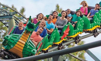 Up to 50% Off Pass to LEGOLAND California and Water Park