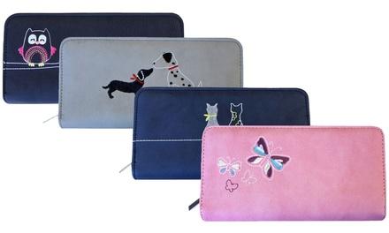 Animal Characters Women's Wallet