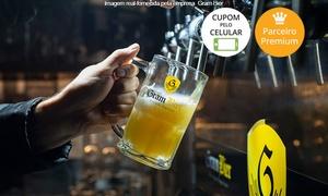 Gram Bier: Gram Bier –Gramado (Serra Gaúcha): visitação à fábrica com degustação de chope