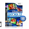 Disney Sing It: Family Hits for Wii with Microphone