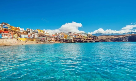 Gran Canaria: 3, 5 o 7 noches en habitación doble en hotel o apartamento para 2 o 4 personas