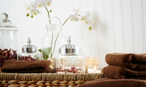 Inner Peace Center: One or Three Custom Massages at Inner Peace Holistic Center (Up to 44% Off)