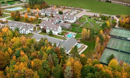 Boston: Two- or Three-Night Stay with Dinner, Massage, or Cooking Class at The Essex Resort & Spa in Essex Junction, VT