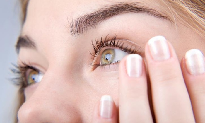 eyebrow beauty by thread - Carmichael: Two Laser Hair-Removal Treatments for the Full Face at eyebrow beauty by thread (80% Off)