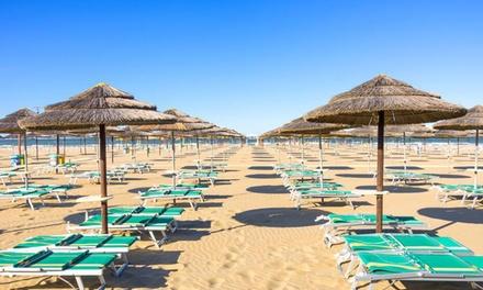 Rimini 4*: camera con colazione e ingresso alla piscina per 2 a 59€euro