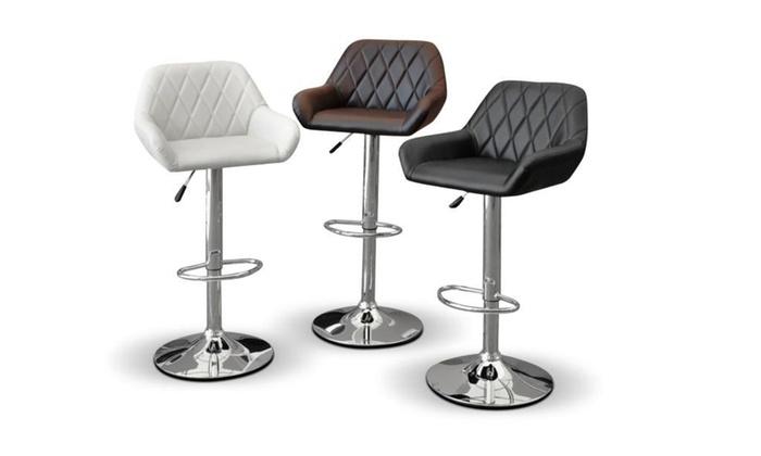 tabouret de bar groupon. Black Bedroom Furniture Sets. Home Design Ideas