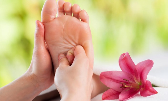 Natural Health Center - Corpus Christi: One or Three 45-Minute Foot Massages with 15-Minute Back Massages at Natural Health Center (Up to 42% Off)