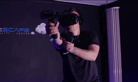 Virtual Reality Experience for Up to Four at Dreamscape VR