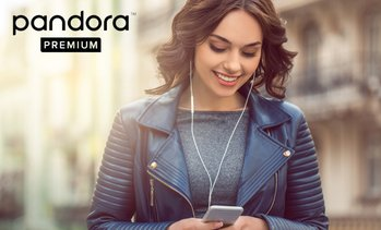 $0 for 30-Day Trial Pass or 3-Month Subscription to Pandora