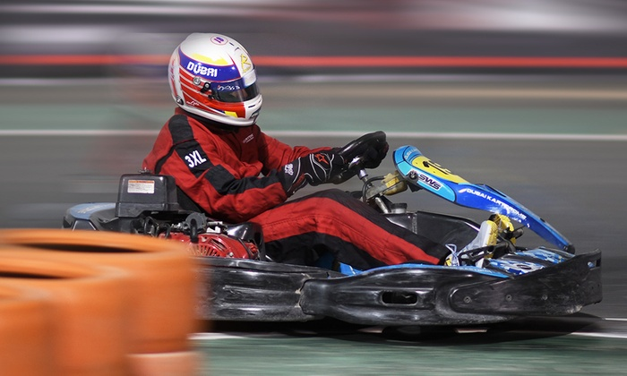 Kartdrome At Dubai Autodrome In Dubai Groupon