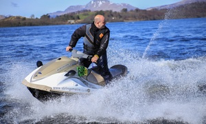 Jetski Safari Lochlomond: 20-Minute Jet Ski Safari for One or Two with Jetski Safari Lochlomond (Up to 52% Off)